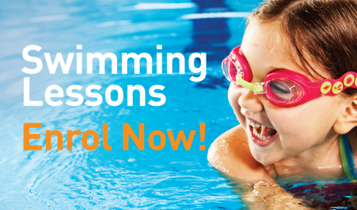swimming lessons enroll now