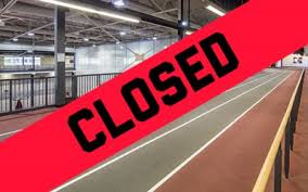walking track closed