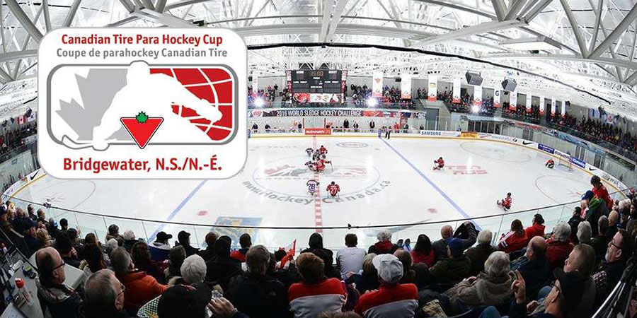 Canadian Tire Para Hockey Cup
